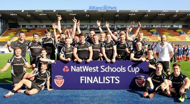RUGBY: Exeter College reach Twickenham final