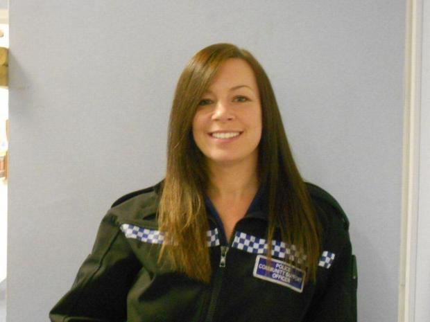 This is The West Country: PCSO Helen Whitehead
