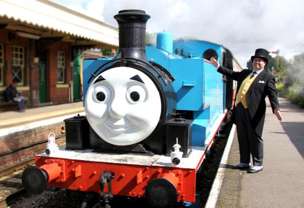 This is The West Country: Thomas the Tank Engine.
