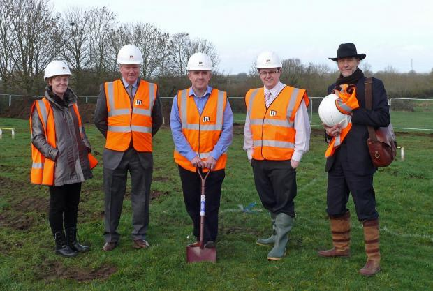 Building work begins for new Woolavington doctors' surgery