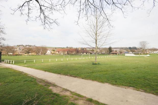 Ilminster Town Council records show conditions to build on Britten's Field