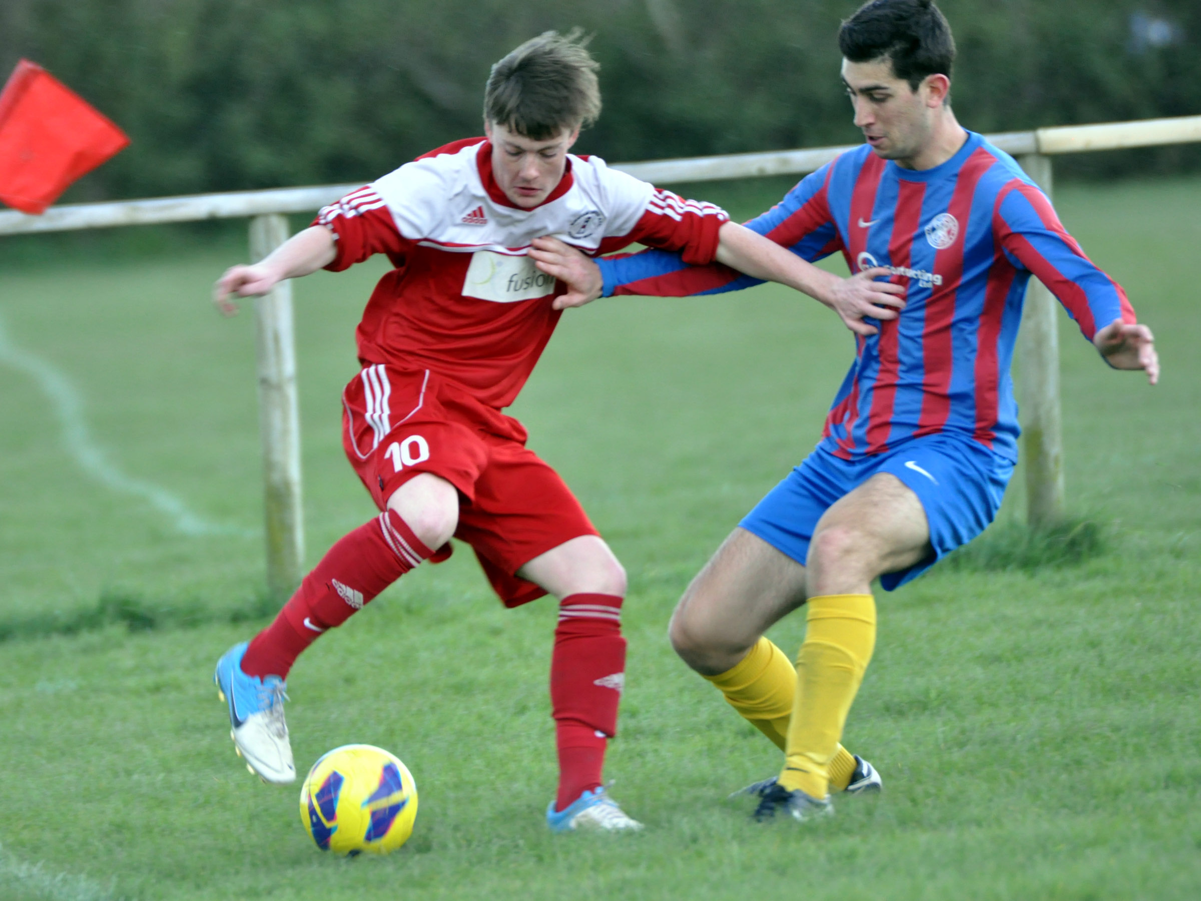'Freak goal' gives league leaders win at Burnham