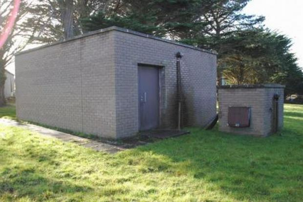 Secret nuclear bunker near Newquay sells for £140,000