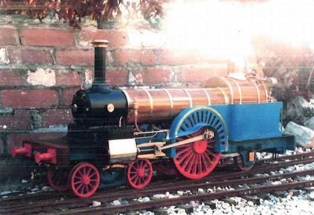 Full steam ahead in search for stolen Devon model train as £500 reward offered
