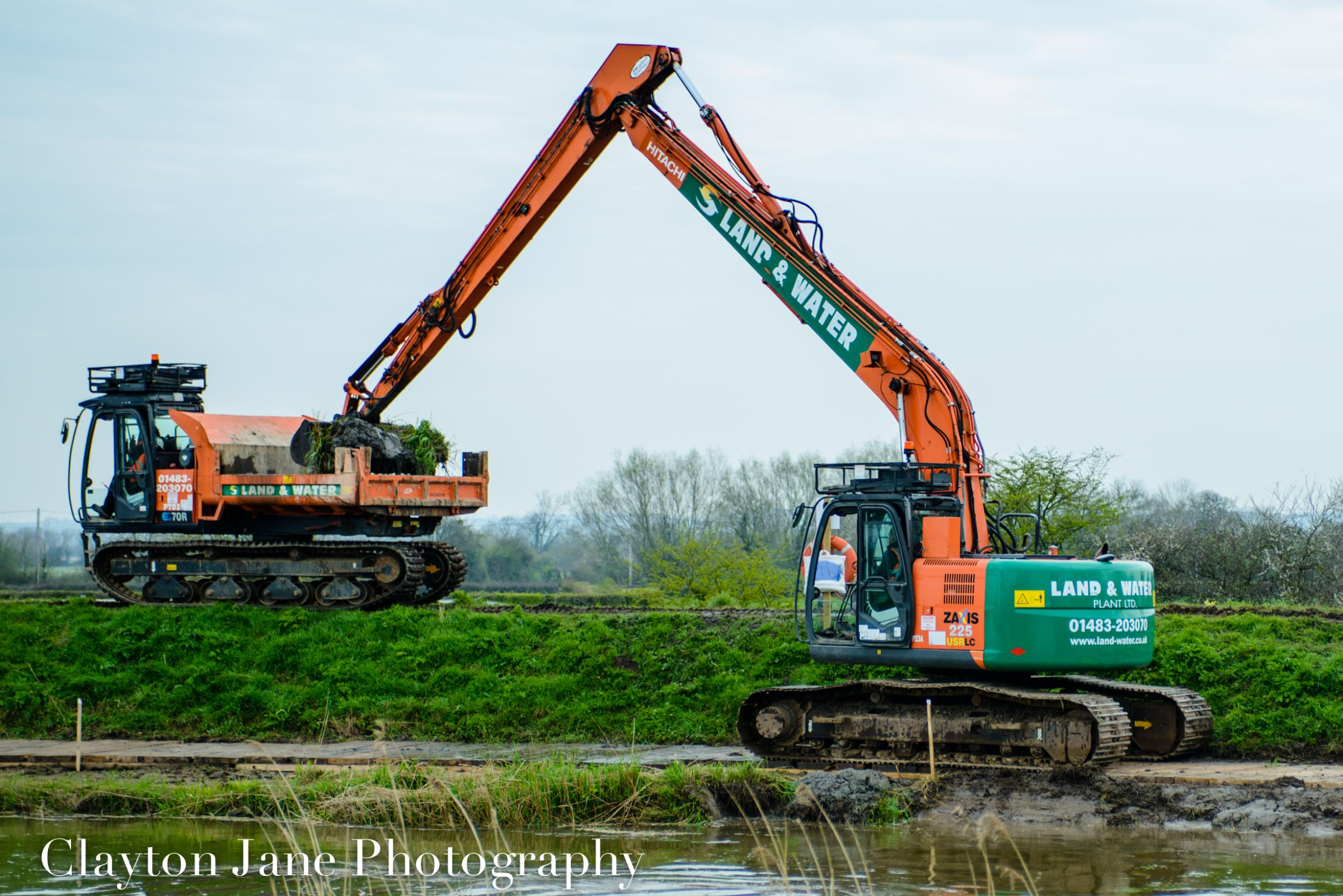 Dredging begins in Burrowbridge today