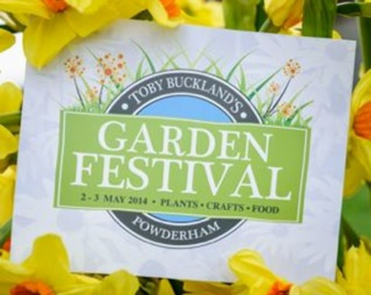 Spectacular new gardening event for the South West