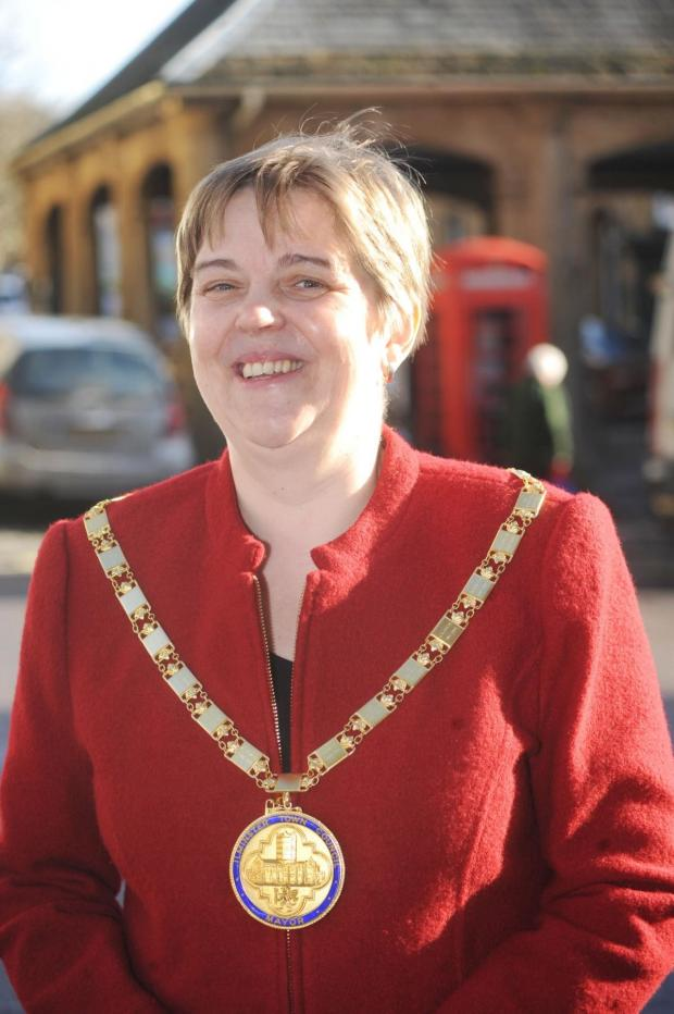 This is The West Country: Town Hall Talk: Mayor of Ilminster Emma Jane Taylor