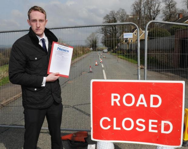Petition to re-open New Road in Ilminster gathers pace