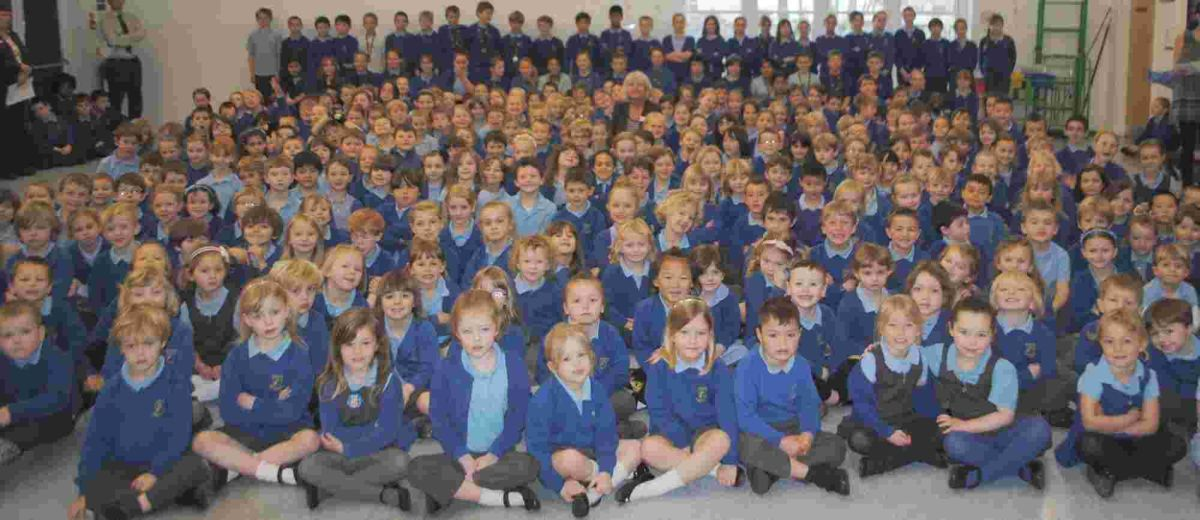 'Tireless' work helps Falmouth's King Charles School improve fast
