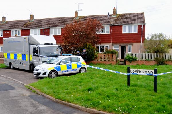 Dover Road death 'not suspicious' - police