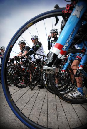 Preparations under way for annual 50/50 cycle ride in Taunton