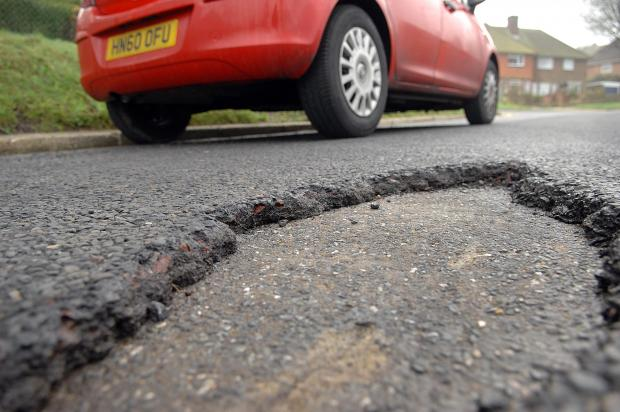 £20m to repair road network across Somerset