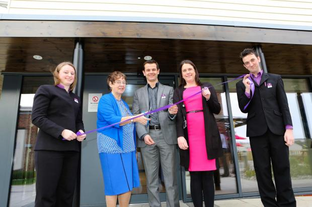 This is The West Country: EXETER WELCOMES BRAND NEW PREMIER INN