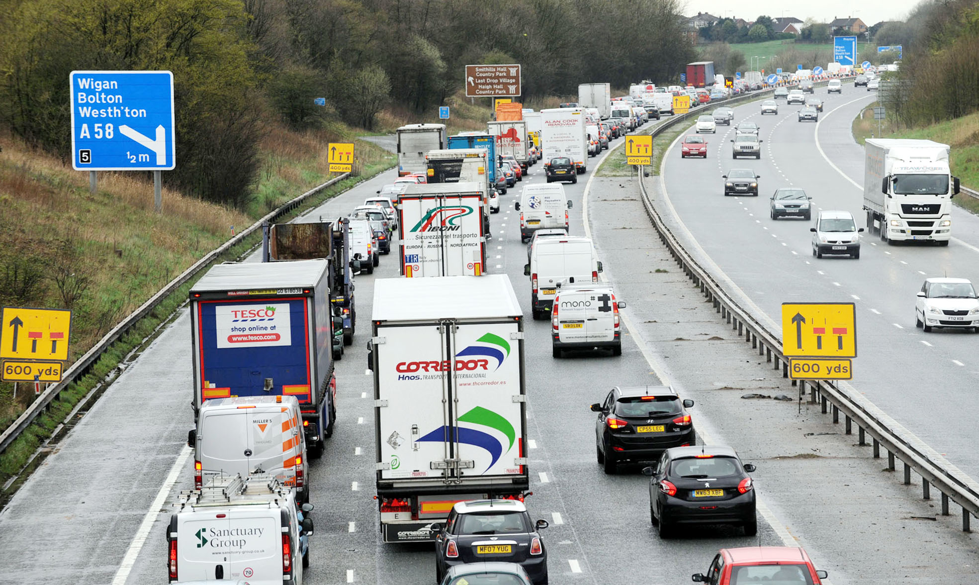 Relyon bids to reduce congestion