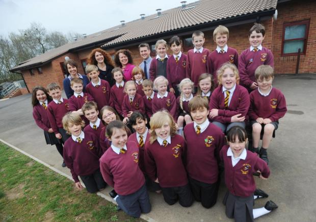 Redstart Primary School's Ofsted delight