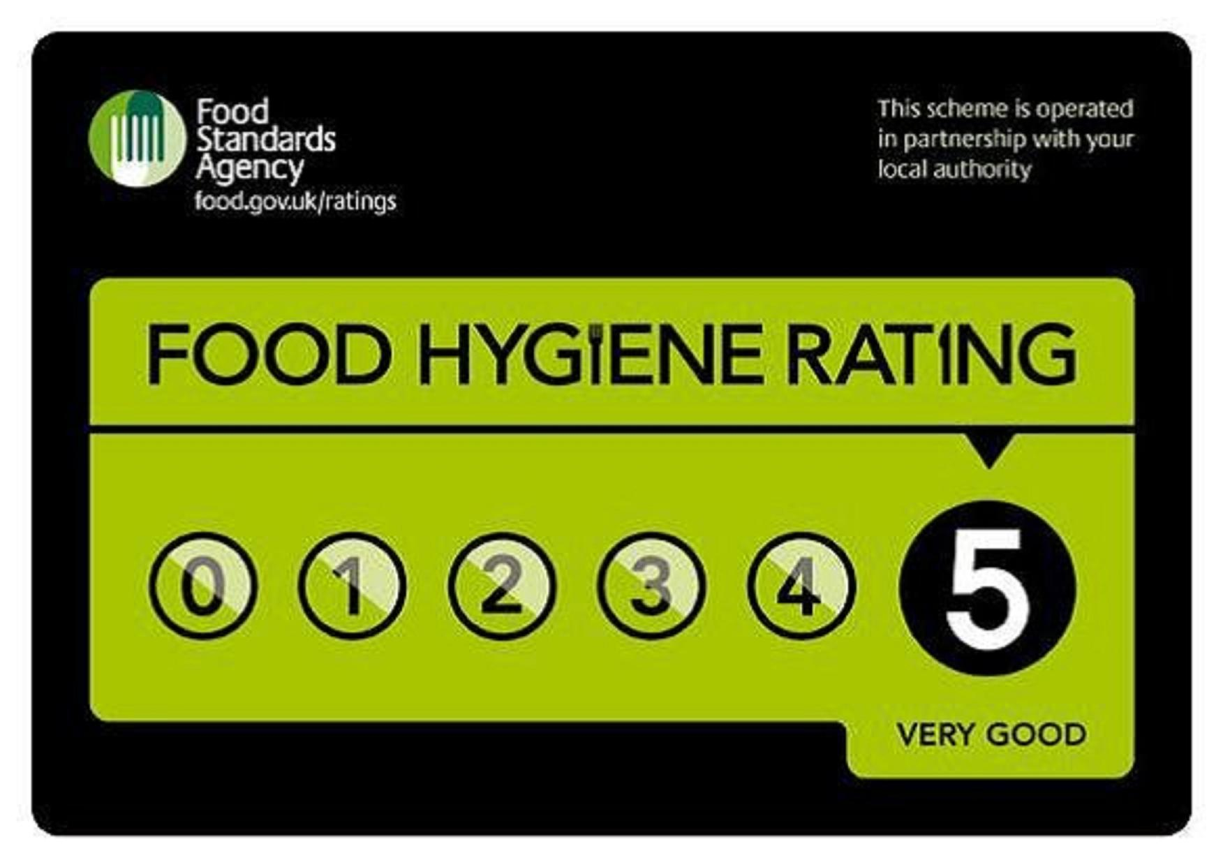 Council offers restaurants tips on how to improve food hygiene ratings