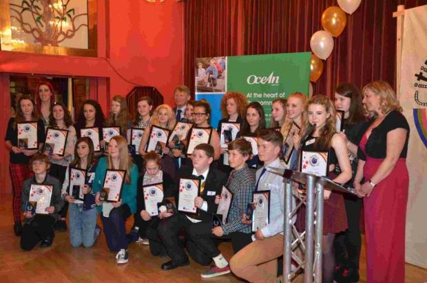 Falmouth and Penryn pupils celebrate completing life skills programme
