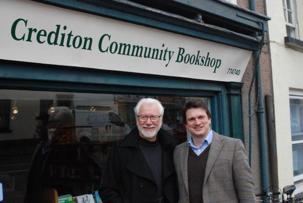 This is The West Country: Bookshop helping keep high street alive