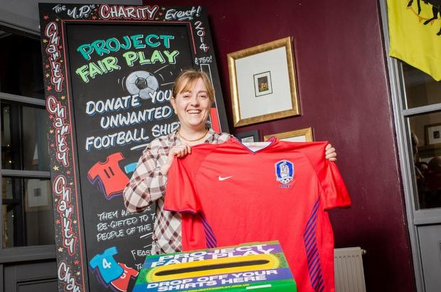 Manager of Blackbrook Tavern, Ruthie Benton, is backing the project.
