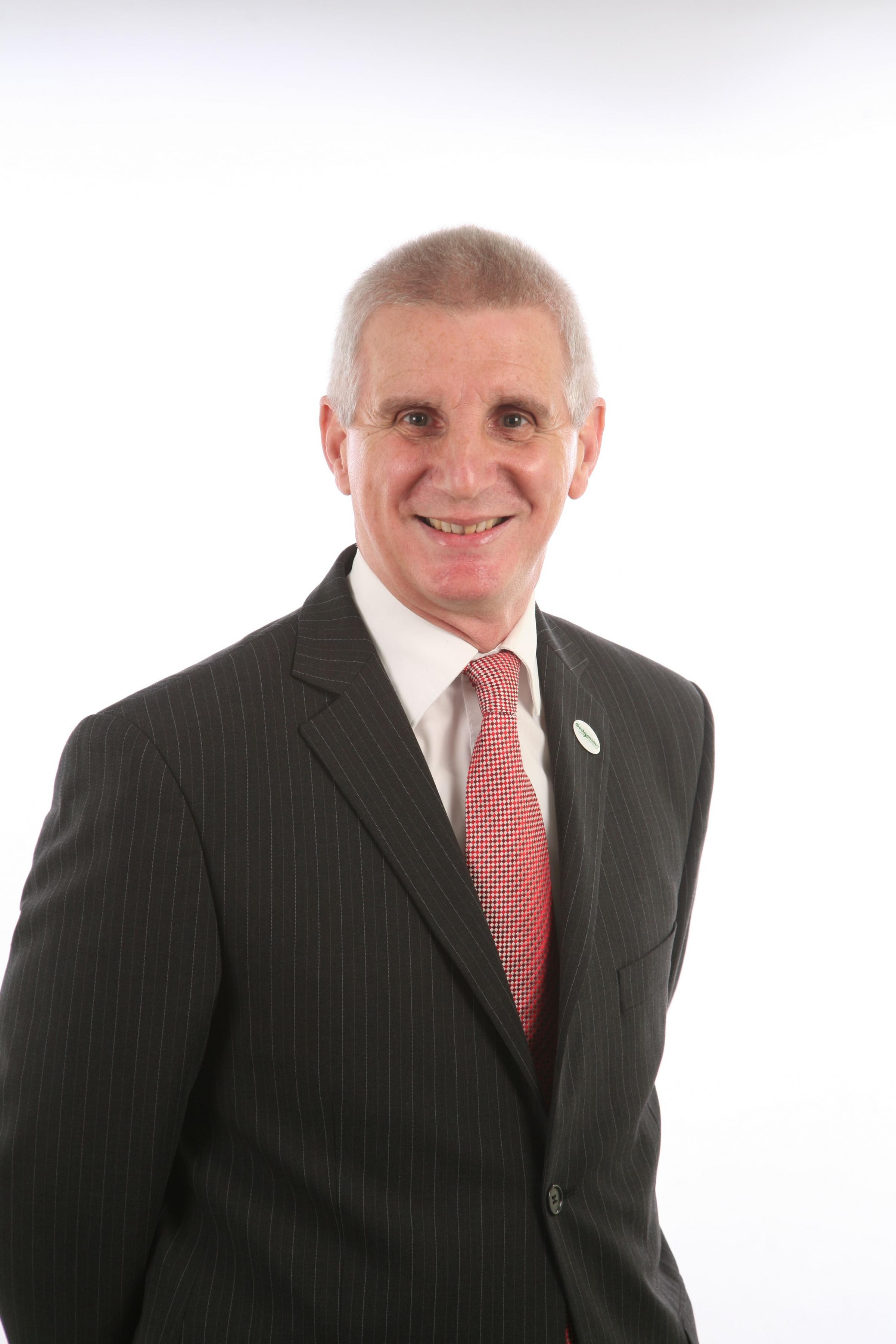 Reg Winslow will be one of the councillors attending