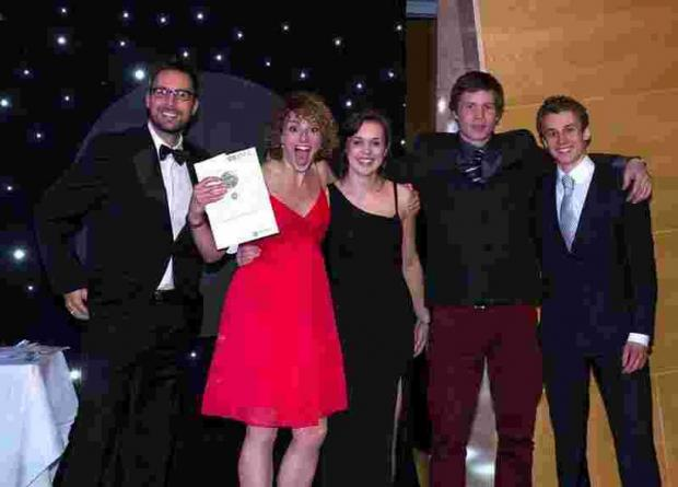Student success celebrated at university awards ceremony