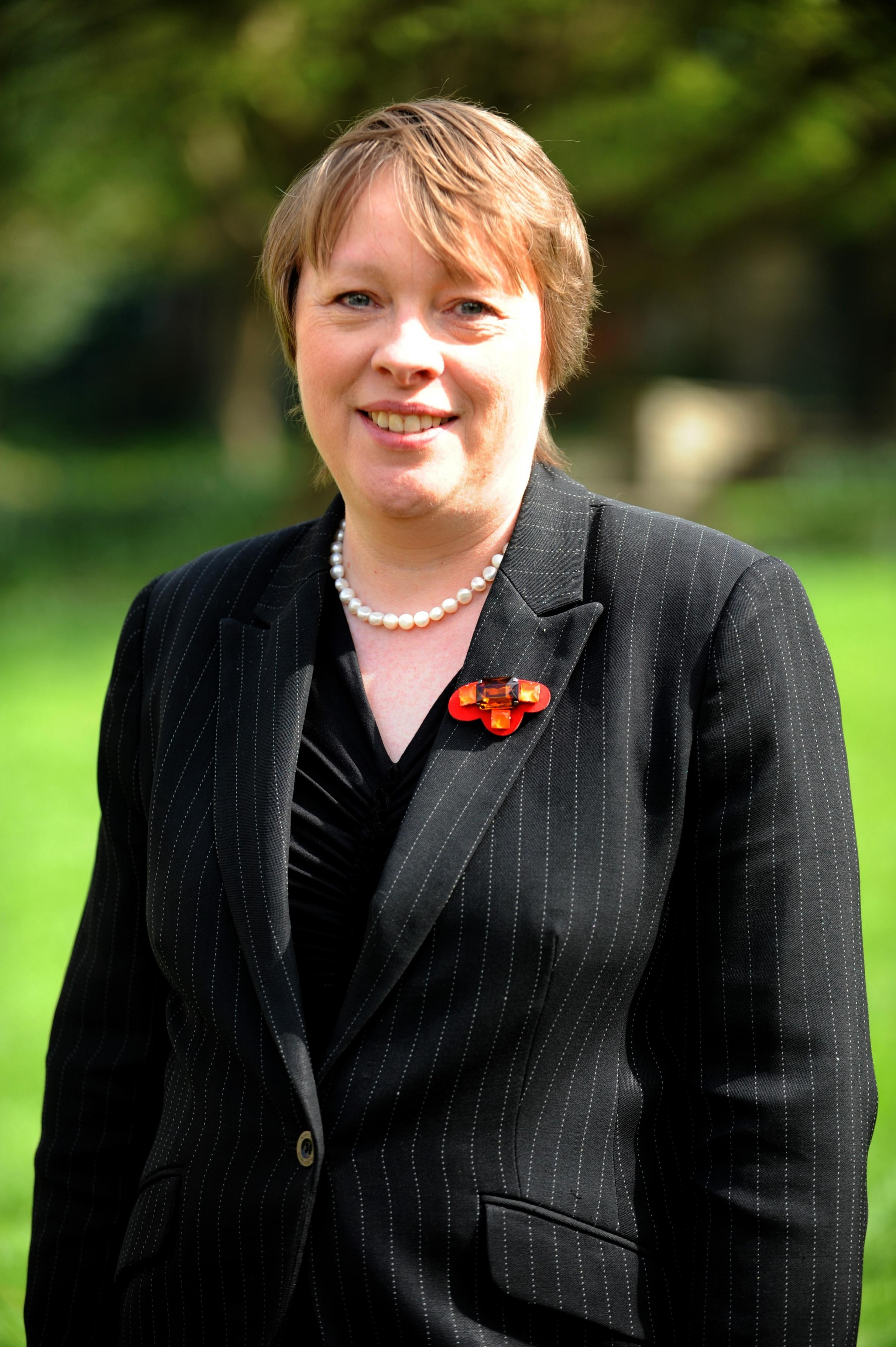 Maria Eagle MP visits Moorland