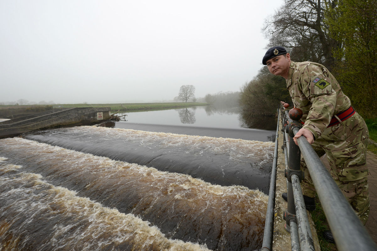 EDDC to operate flood resilience scheme