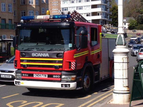 Fire service urges chimney checks