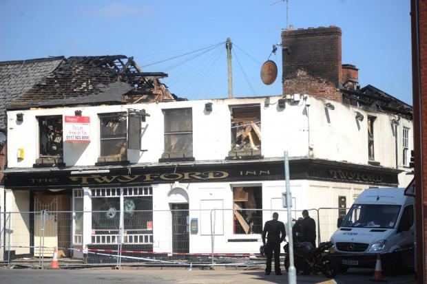 This is The West Country: Ongoing investigation into cause of pub blaze