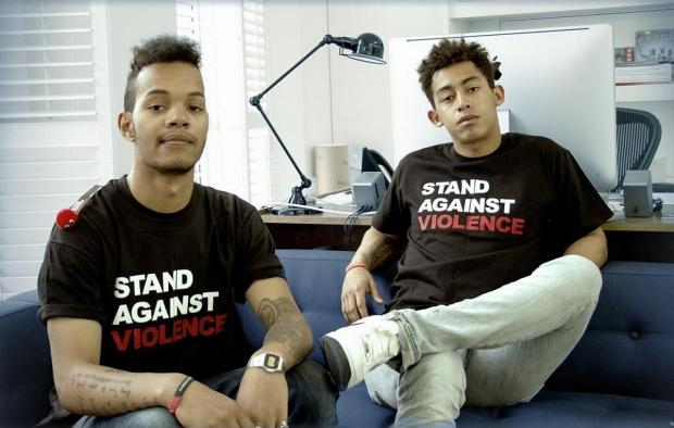 Rizzle Kicks are ambassadors of the charity.