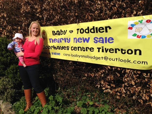 Baby and Toddler Nearly New Sale comes to Moorhayes