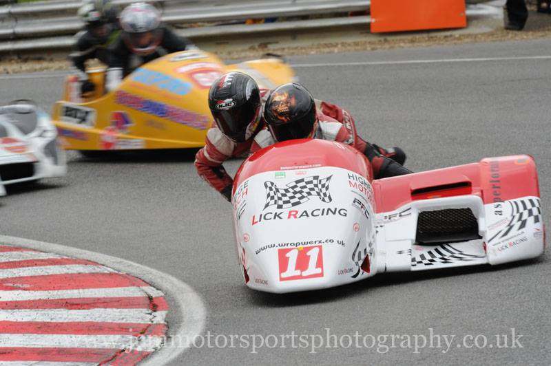 Mixed start for Team Lick Racing