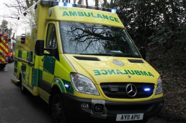 Lloyds Bank and the Ambulance Service voice concerns over Williton Supermarket
