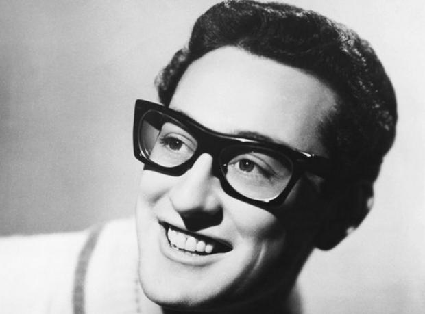 Buddy Holly tribute show at Princess Theatre