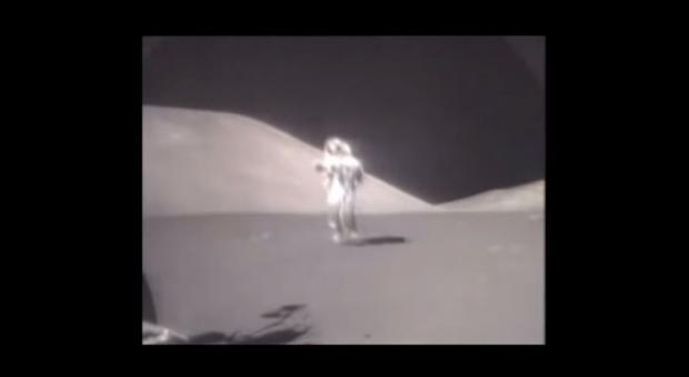 Was a Cornishman first to step foot on the moon: Comedy video