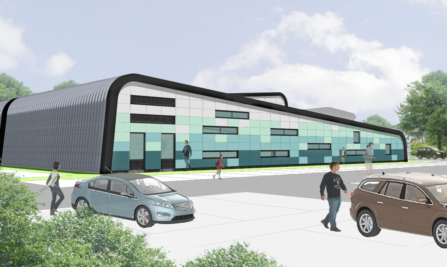 New £5.3million swimming pool plans unveiled in Taunton