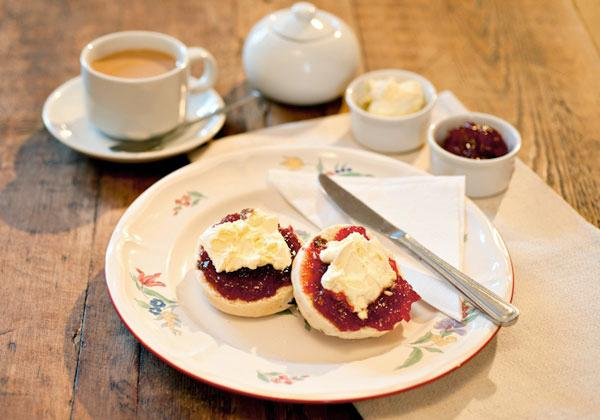 This is The West Country: Cannington cream tea event hailed a success