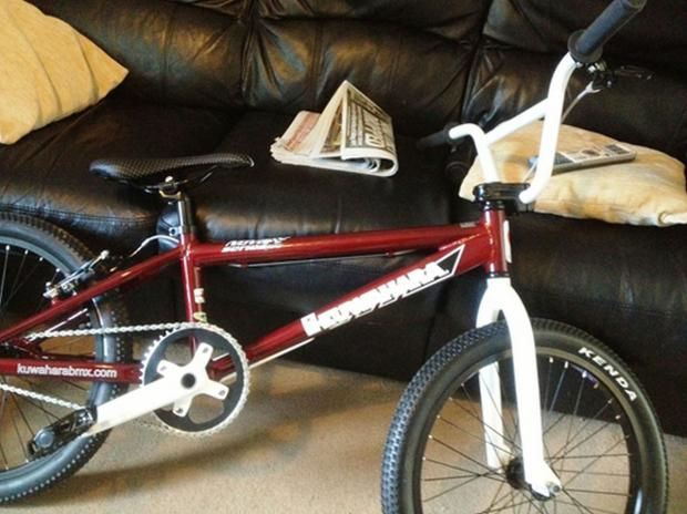 This is The West Country: Can you help track down Newton Abbott child's bike thief?
