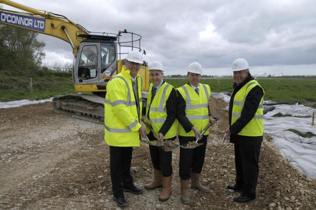 This is The West Country: Jobs boost for construction sector