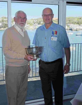 Falmouth Rotary Club's health project wins plaudits
