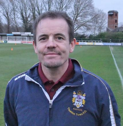 FOOTBALL: Mo Hopkins set to stay at Taunton Town