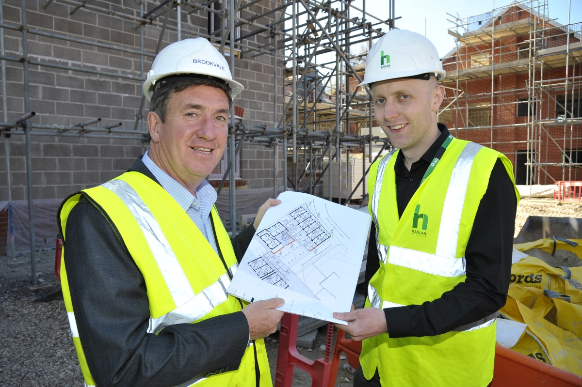 Chard's £1million home development taking shape