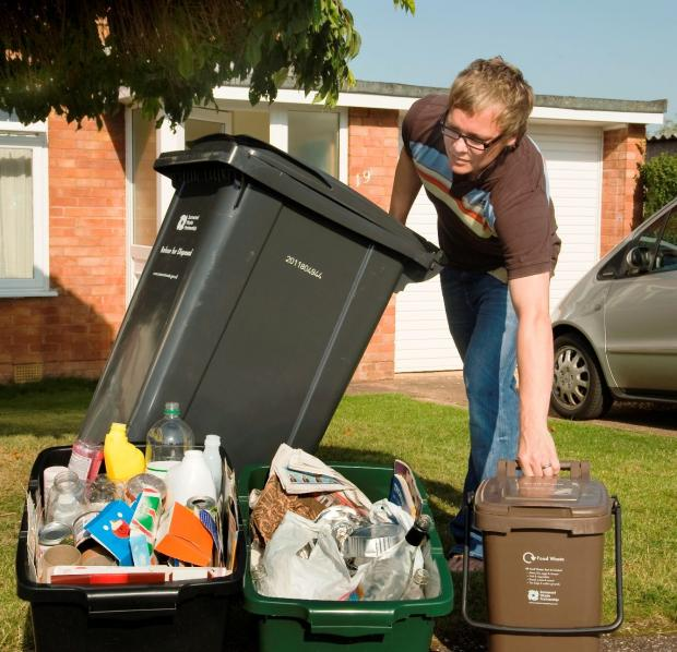 Rubbish and recycling collections next week in Taunton Deane and West Somerset