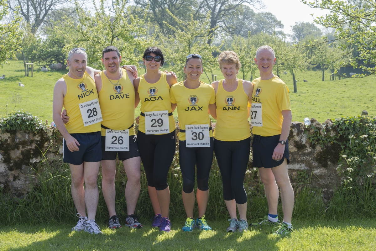 PICTURES: Wambrook Waddle run near Chard
