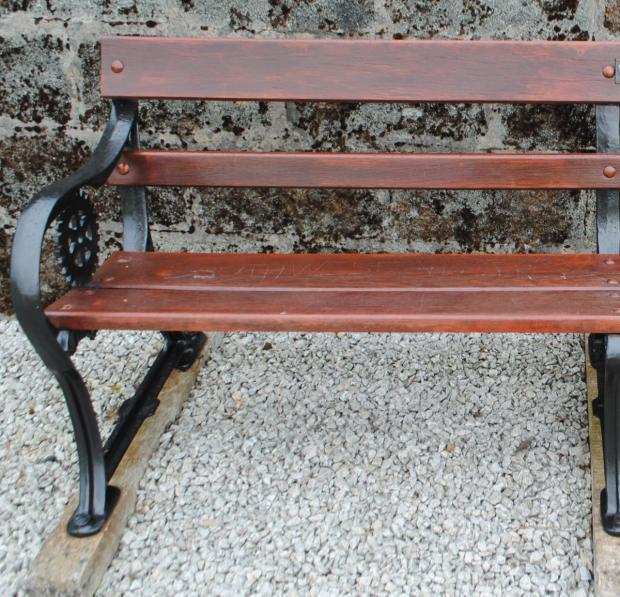 Racial slur carved in Penryn memorial bench