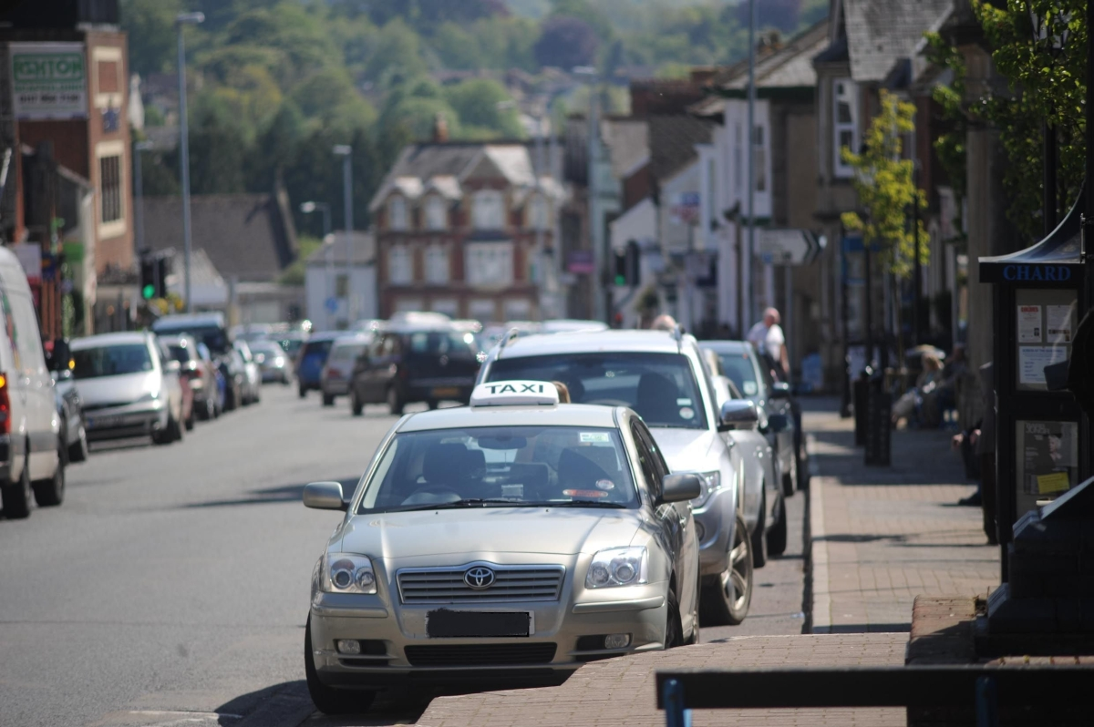 Knowledge test for taxi drivers in South Somerset