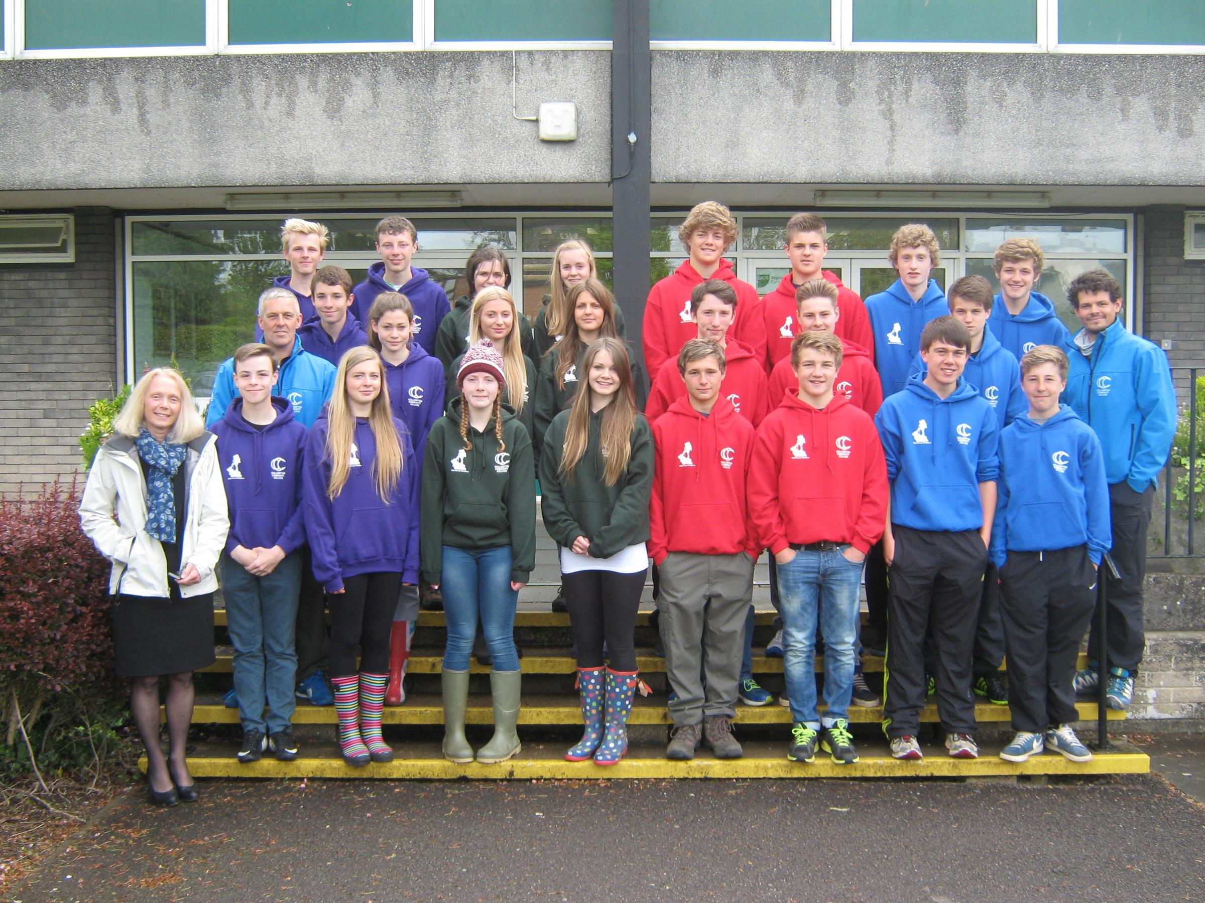 Ten Tors success for Cullompton students