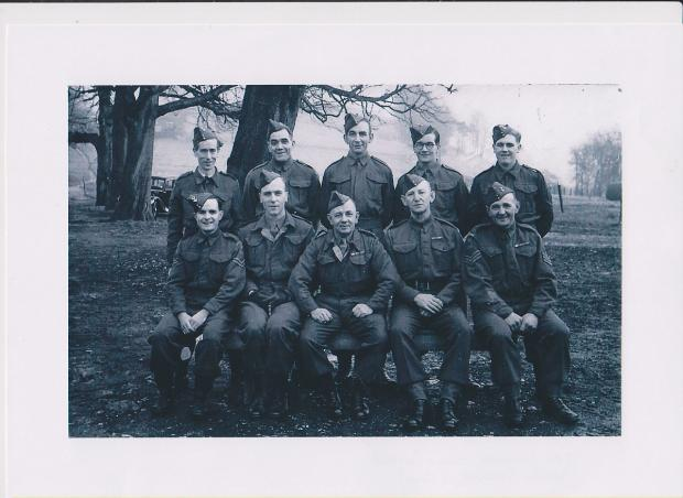 The 3rd Yeovil Battalion Home Guard.
