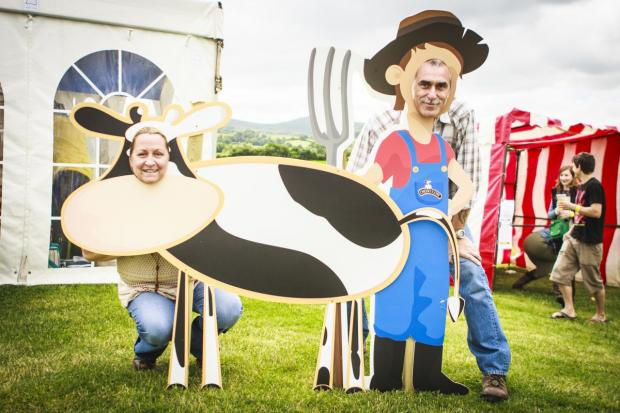 THE Somerset Cheese, Cider and Moozic Fest kicks off