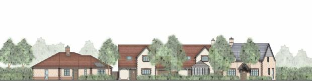 Developer submits fresh plans for Wedmore homes